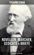 Theodor Storm: Novellen, Märchen, Gedichte & Briefe (Über 400 Titel in einem Band)