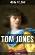 Tom Jones - Gesamtausgabe in 6 Bänden