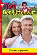 Toni der Hüttenwirt 157 - Heimatroman