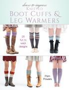 Dress-to-Impress Knitted Boot Cuffs & Leg Warmers