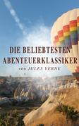 Die beliebtesten Abenteuerklassiker von Jules Verne