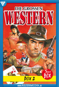Die großen Western 5er Box 2 - Western