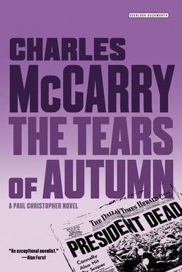 Tears of Autumn: A Paul Christopher Novel