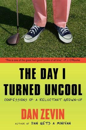The Day I Turned Uncool: Confessions of a Reluctant Grown-up