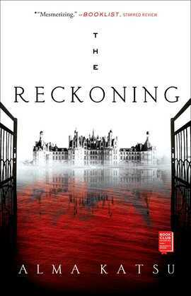 The Reckoning: Book Two of the Taker Trilogy