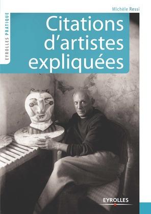 Citations d'artistes expliquées