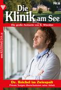 Die Klinik am See 6 - Arztroman