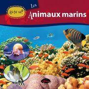As-tu vu? les animaux marins