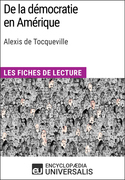 De la démocratie en Amérique d'Alexis de Tocqueville