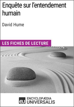 Enquête sur l'entendement humain de David Hume