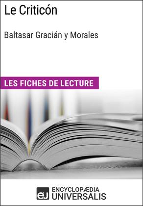 Le Criticón de Baltasar Gracián y Morales