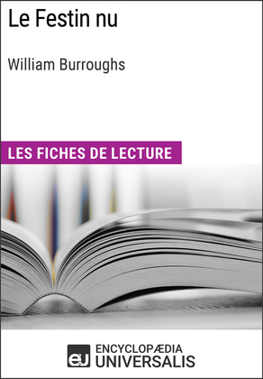 Le Festin nu de William Burroughs