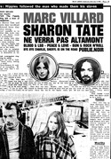 Sharon Tate ne verra pas Altamont