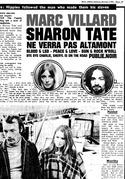 Sharon Tate ne verra pas Altamont