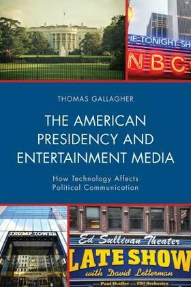 The American Presidency and Entertainment Media