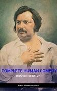 Honore de Balzac: the Complete Human Comedy