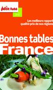 Bonnes tables France 2012 (avec avis des lecteurs)