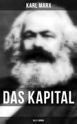 Das Kapital (Gesamtausgabe in 3 Bänden)