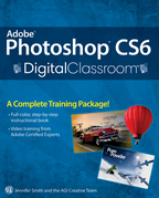 Adobe Photoshop CS6 Digital Classroom