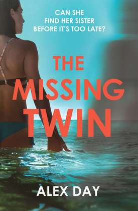 The Missing Twin: A gripping debut psychological thriller with a killer twist