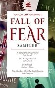 Tor.com Publishing's Fall of Fear Sampler