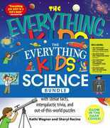 The Everything Kids' Science Bundle: The Everything® Kids' Astronomy Book; The Everything® Kids' Human Body Book; The Everything® Kids' Science Experi