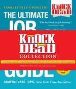 Knock 'em Dead Collection: Knock 'em Dead; Knock 'em Dead Cover Letters; Knock 'em Dead Resumes