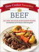 Slow Cooker Favorites Beef