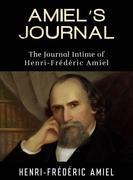 AMIEL'S JOURNAL - The Journal Intime of Henri-Frédéric Amiel