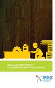 Normas de competencia del carpintero industrial de MYPES