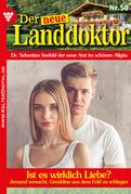 Der neue Landdoktor 50 - Arztroman