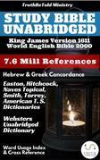 Study Bible Unabridged
