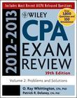 Wiley CPA Examination Review, Problems and Solutions
