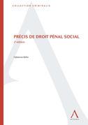 Précis de droit pénal social