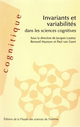 Invariants et variabilités dans les sciences cognitives