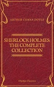 Sherlock Holmes: The Complete Collection (Olymp Classics)