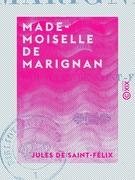 Mademoiselle de Marignan - Roman