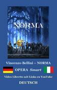NORMA - ebook Libretto DEUTSCH-Ita