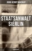 Staatsanwalt Sierlin: Kriminalroman