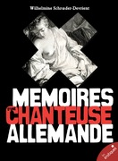 Mmoires d'une chanteuse allemande