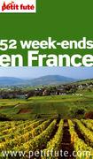 52 week-ends en France 2012 (avec cartes, photos + avis des lecteurs)