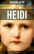 Heidi (Gesamtausgabe in 2 Bänden)