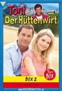 Toni der Hüttenwirt 5er Box 2 - Heimatroman