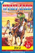 Wyatt Earp 5er Box 2 - Western