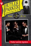 Butler Parker 121 - Kriminalroman