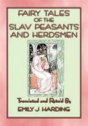 FAIRY TALES OF THE SLAV PEASANTS AND HERDSMEN -20 illustrated Slavic tales