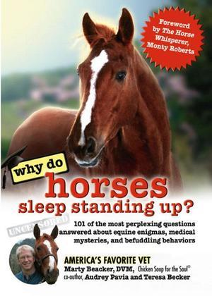 Why Do Horses Sleep Standing Up?: 101 of the Most Perplexing Questions Answered About Equine Enigmas, Medical Mysteries, and Befuddling Behaviors