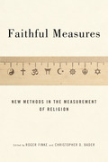 Faithful Measures: New Methods in the Measurement of Religion
