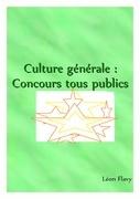 Oral culture générale concours*****