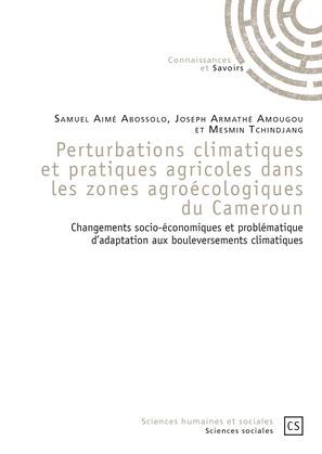 Perturbations climatiques et pratiques agricoles dans les zones agroécologiques du Cameroun